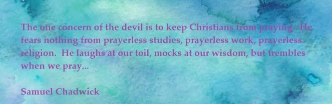 samuel chadwick quote
